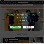 18% off Sitewide at Zalora ($105 Minimum Spend)