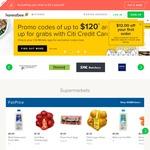$10 off at honestbee ($50 Minimum Spend, New Customers)