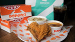 $1 Chicken Sets (U.P. $10.90) from Popeyes Singapore Delivered by Deliveroo on Singles' Day