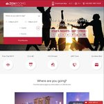 30% off ZEN Rooms Booking (Johor Bahru & Malacca - New Customers)