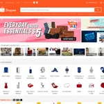 $15 off Sitewide at Shopee ($100 Minimum Spend)