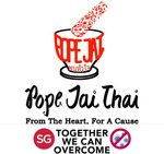 1 for 1 All Items at Pope Jai Thai