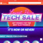 $5 off ($65 Min Spend), $30 off ($350 Min Spend) or $50 off ($650 Min Spend) on Electronics at Shopee