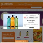 Guardian - $10 off $150+ Spend, $15 off $200+ Spend or $40 off $300+ Spend
