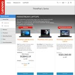 Lenovo ThinkPad L460 i5 $914, i3 $842 FHD + Additional $1 for Laptop Case