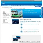 20% Cashback on All Grab Rides with Citi Cash Back Cards