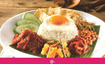Nasi Lemak with Sambal Cuttlefish $5.90 (U.P. $10.48) at Old Town White Coffee (8 Locations) Via Fave