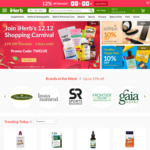 iHerb 12.12 Sale: 12% off Sitewide