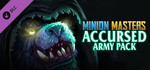 [PC, Steam] Free: Minion Masters Accursed Army Pack DLC (U.P. $14.50) @ Steam