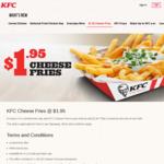 $1.95 Cheese Fries at KFC
