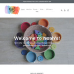 $5.40 off Toys at Noah's Toys with Code until 11/8/2019