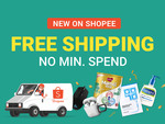 Free Shipping on a Range of Selected Items at Shopee
