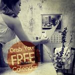 Free 2020 Calendar from Polar Puffs & Cakes (No Purchase Required)