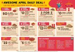Up to 50% off E-Coupons @ Pezzo Pizza