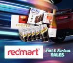 $10 off ($120 Min Spend) at RedMart via Lazada App [Singtel Dash]