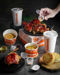 Fizzy Pop Feast for $17.90 at Popeyes