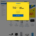10% off Sitewide at Courts ($599 Minimum Spend)