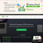 PureVPN: 2 Years VPN Subscription for The Price of 1 Year - USD $49.95 (~SGD $70)