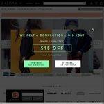 18% off Sitewide at Zalora ($120 Minimum Spend)
