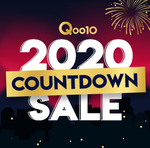 Qoo10 Coupon - $20.20 off When You Spend $150