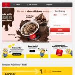 Free Ala Carte Large Fries, Free Ala Carte Hash Brown – Min. $14 Spend @ McDonald's