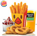 Qoo10 - Get Burger King SuperSaver Meal for $3 (Chicken Fries, Mini Sundae, Small Onion Rings, Small Drink) U.P. $10.65