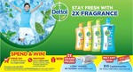 15% off Storewide + Extra 20% off with Promo Code ($5 Min Spend) + Free GV Movie Ticket ($30 Min Spend) at Dettol/RB via Shopee