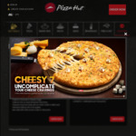 $5 Large Pizza with $25 or More Spent at Pizza Hut Delivery (OCBC Cards)