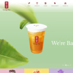 Up to S$50 Worth of Free Credits When Customers Do a Top-up to Their E-Wallet in The Gong Cha App