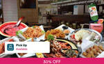 $50 Cash Voucher for $35 at Chicken Up via Fave