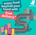 Free Delivery at Selected Restaurants via Deliveroo