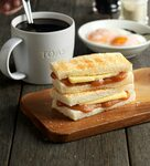 1 for 1 Traditional Toast Set (U.P. $5.70) at Toast Box [UOB Mighty Pay]