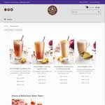 1 for 1 Ice Blended Drinks at The Coffee Bean & Tea Leaf Using a MasterCard via Samsung Pay