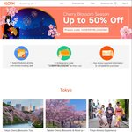 Extra 5% off Selected Activities in Japan, Korea and Taiwan at Klook
