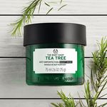 Free Tree Tea Anti-Imperfection Night Mask Sample at The Body Shop (Redeem In-Store) [Facebook Required]
