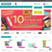 PayDay Frenzy $10 Off $60 Spend Online @ Watsons