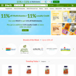 Black Friday Sale: 11% off Sitewide + 11% Loyalty Credit at iHerb