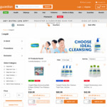 $10 off ($80 Min Spend) on Cetaphil Products at Guardian