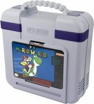SNES Classic Deluxe Carrying Case for the Super Nintendo for $3.85 + Delivery ($0 with Prime/$40 Spend) from Amazon SG