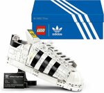 LEGO Icons 10282 adidas Originals Superstar for $99.90 from Amazon SG