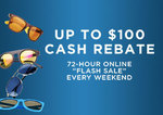 Up to $20 Cashback Per Transaction ($188 During Weekends) with ANZ Credit Cards - Spend $100+ in a Single Transaction