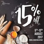 15% off Storewide at Phoon Huat