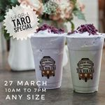 Buy a Japanese Sweet Potato Taro Drink, Get Any Other Drink Free at Tuk Tuk Cha (Tuesday 27th March, 10am to 7pm)