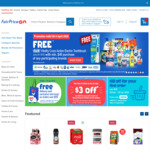 Click & Collect at FairPrice On and Receive a $3 off $15 Coupon to Use at All Esso Service Stations