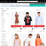 Extra 35% off Selected Styles at Zalora