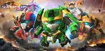 [Android] Superhero Fruit Premium: Robot Wars Future Battles App (Free) - Google Play Store