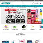 $70 off ($269 Min Spend) Sitewide at Watsons