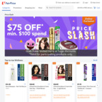 $75 off ($100 Min Spend) on Selected Items at FairPrice On
