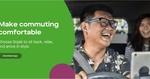 50% off 1st GoCar Ride with Gojek