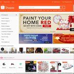 Shopee - $7 off $15+ Spend for New Customers or 10% off for Existing Customers (OCBC Cards)